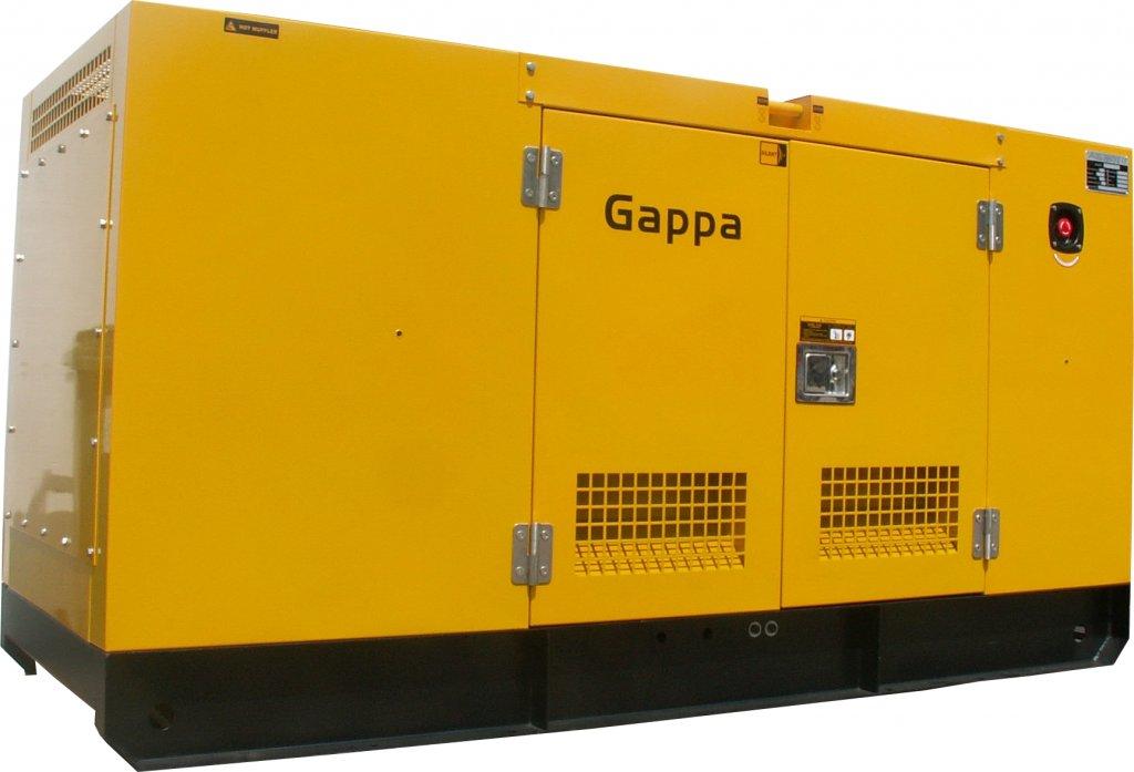 AGREGAT Prądotwórczy Generator 75kW / 100 KVA, SZR