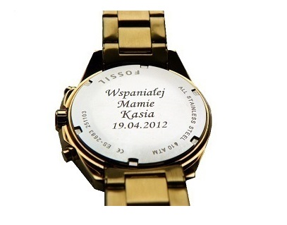 Item THE ENGRAVING ON THE WATCH ENGRAVED GIFT