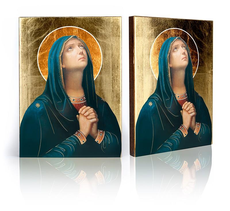 Ikona Matka Boha bolestivá veľkosť b