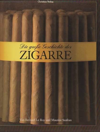 32323 Большая история сигары. (ин.нем,)