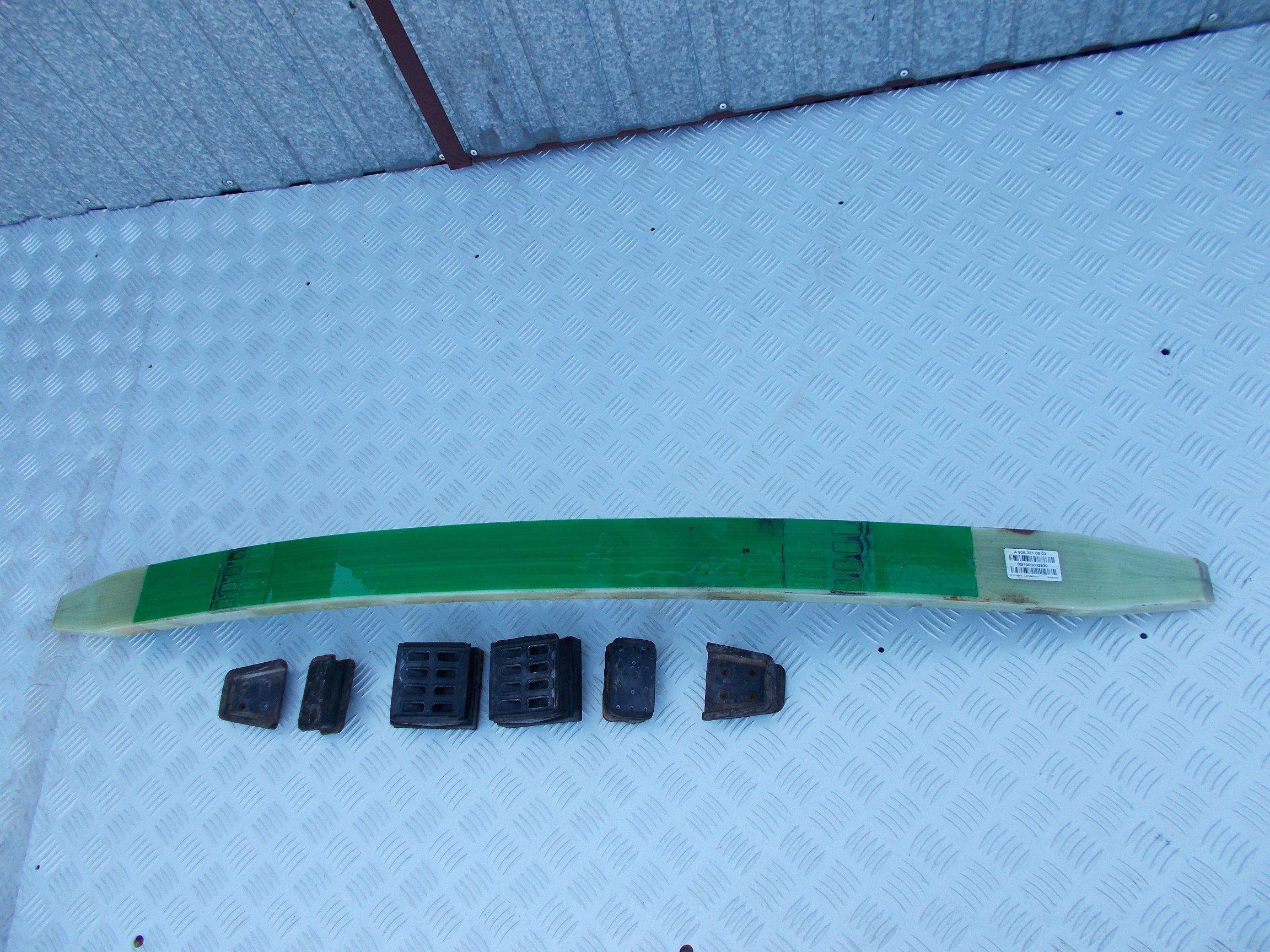 mercedes sprinter 906 листовая вперед a9063210903