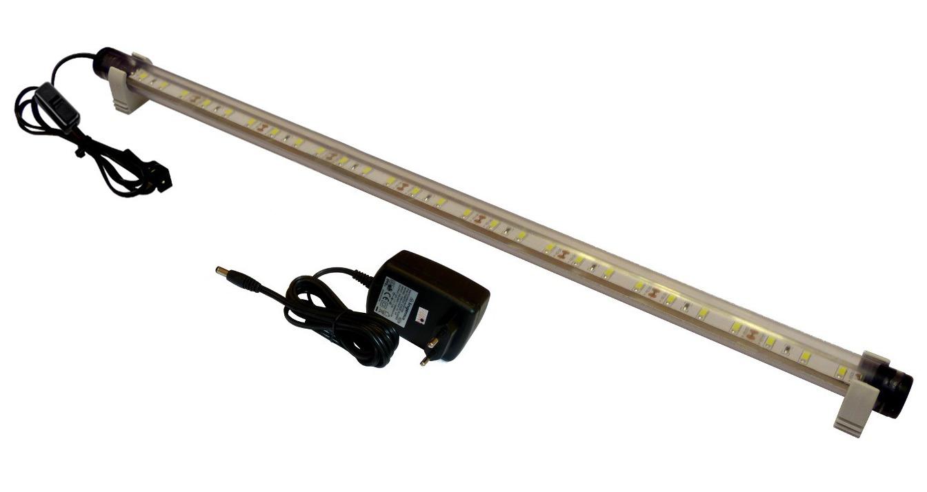 AKVARIJNÉ OSVETLENIE žiarivkové SVIETIDLO LED 5630 60 cm PRO