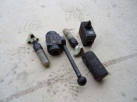 Hydraulický ventil. PLN 61.50 / ks F / DPH