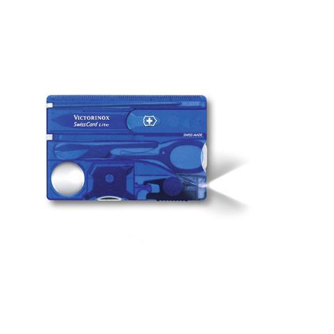 Victorinox Swiss Card Lite 0.7322.T2 szafirowa