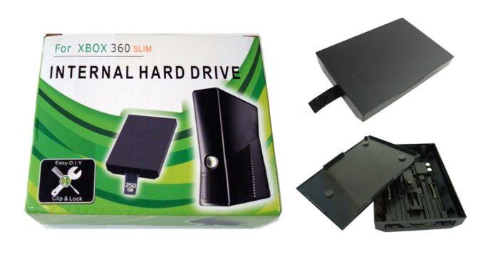 HDD 500GB XBOX 360 Slim Kinect Drive Drive