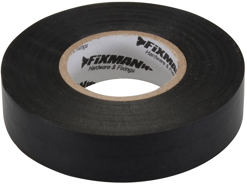 ПВХ ИЗОЛЯЦИЯ TAPE 19 MM x 33 M BLACK