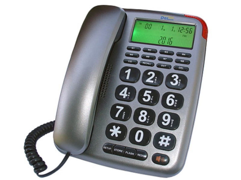 Item Landline phone for seniors LJ-290 DarTel