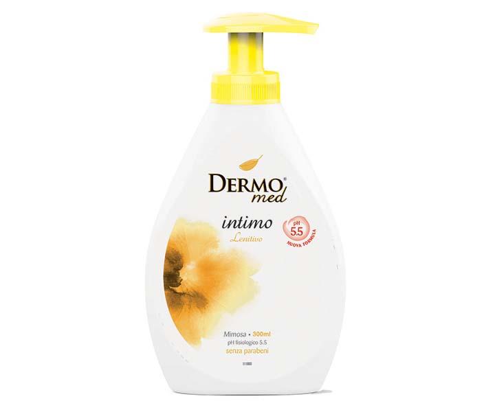 DermoMed Жидкость для интимной гигиены розы 300 мл