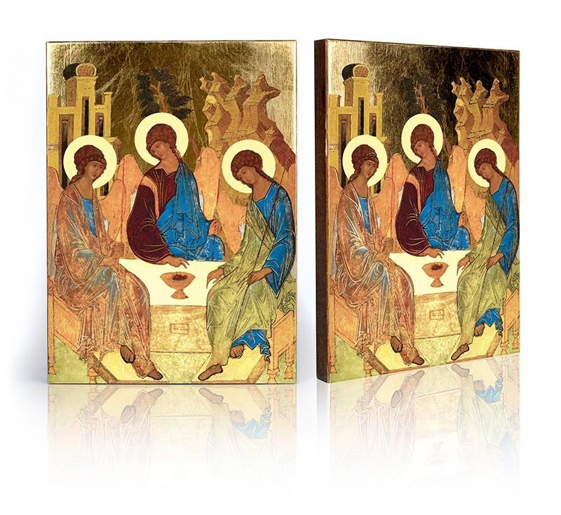 Ikona Svätej Trojice 2 Veľkosť F