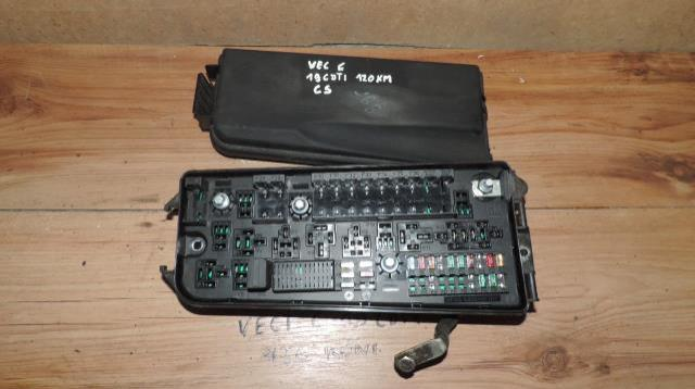 FUSE BOX OPEL VECTRA C 1.9 CDTI Vectra Cdti Fuse Box on