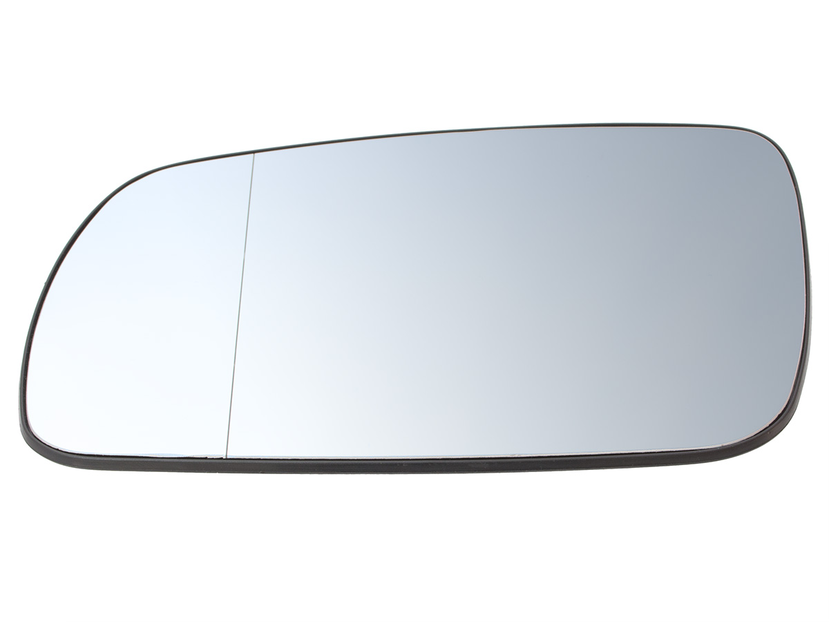 вклад зеркала левый skoda fabia i 99-07