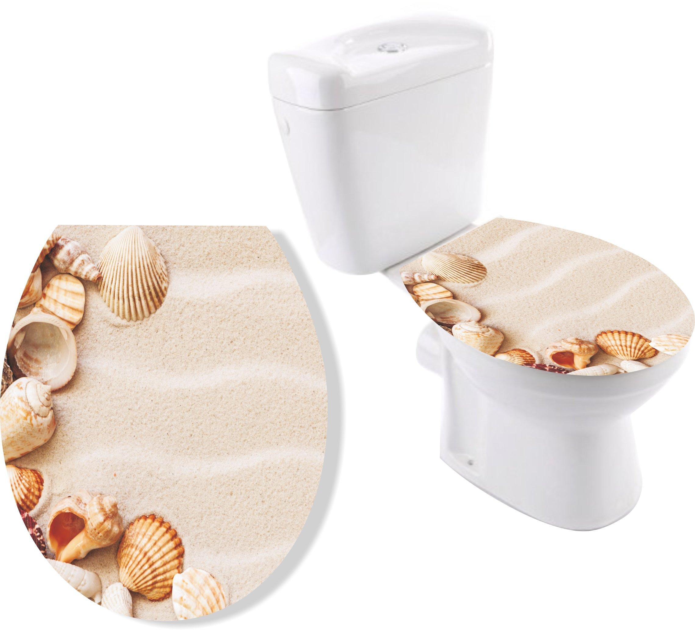 Nálepka na toaletnú nálepku ToC toalety