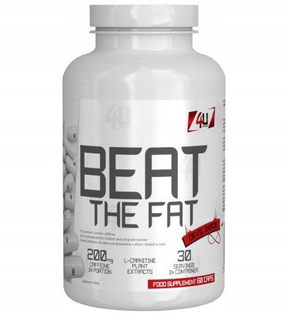 4U Nutrition Beat the Fat 60 caps