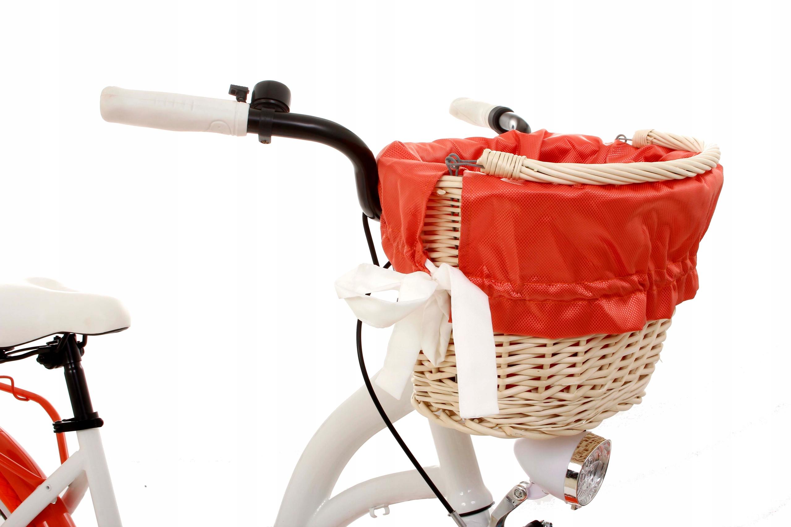 Dámsky mestský bicykel Goetze COLORS 26 košík!  Jednoradová kľuka