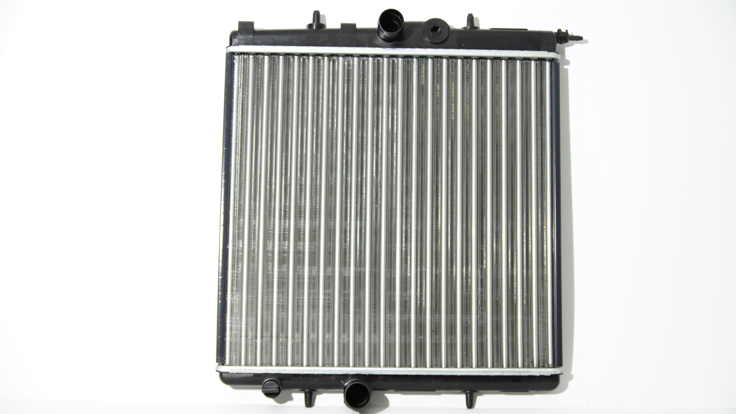радиатор воды peugeot 206 1 1 1 4 без ac - новая