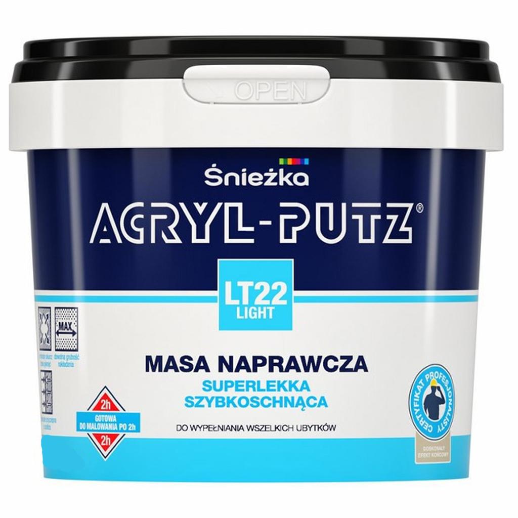 Masa naprawcza ACRYL-PUTZ LT 22 LIGHT 750ml
