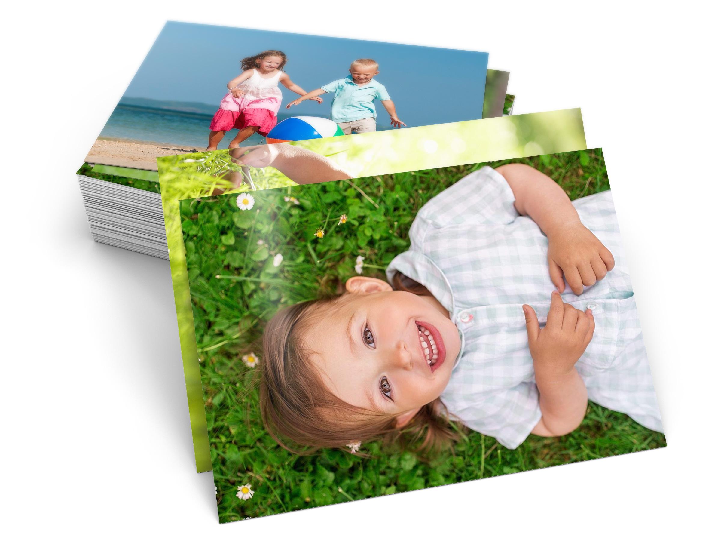 Item 100 photos 10x15 silk prints call