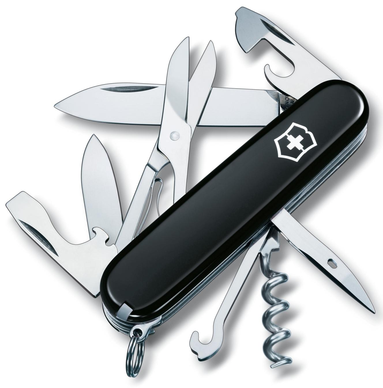 vreckový nôž Victorinox Horolezec black 1.3703.3 14fun.