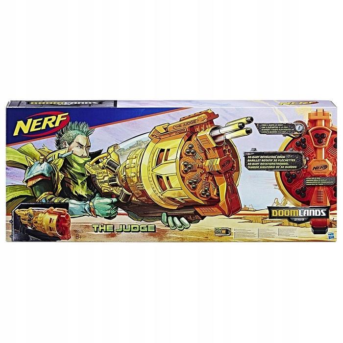 Hasbro NERF DOOMLANDS THE Launcher JUDGE B8571