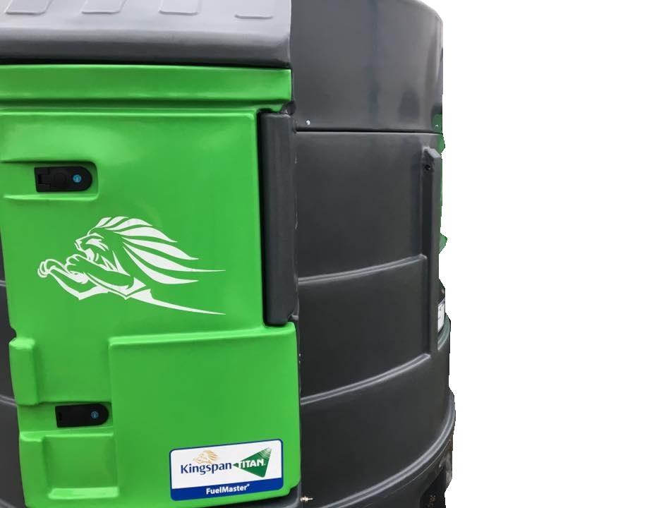 Бак на Топливо , дизельное топливо (ОН) 5000 L - CPN