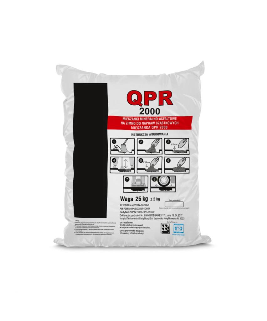 Studené asfaltové vrecia 25 kg kvalita Isolax