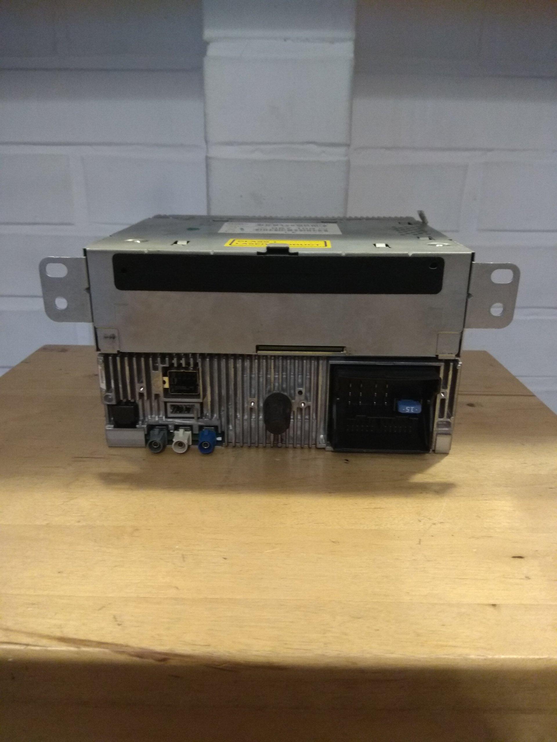 Item RADIO NAVIGATION CITROEN DS5 REPAIR SERVICE RNEG2