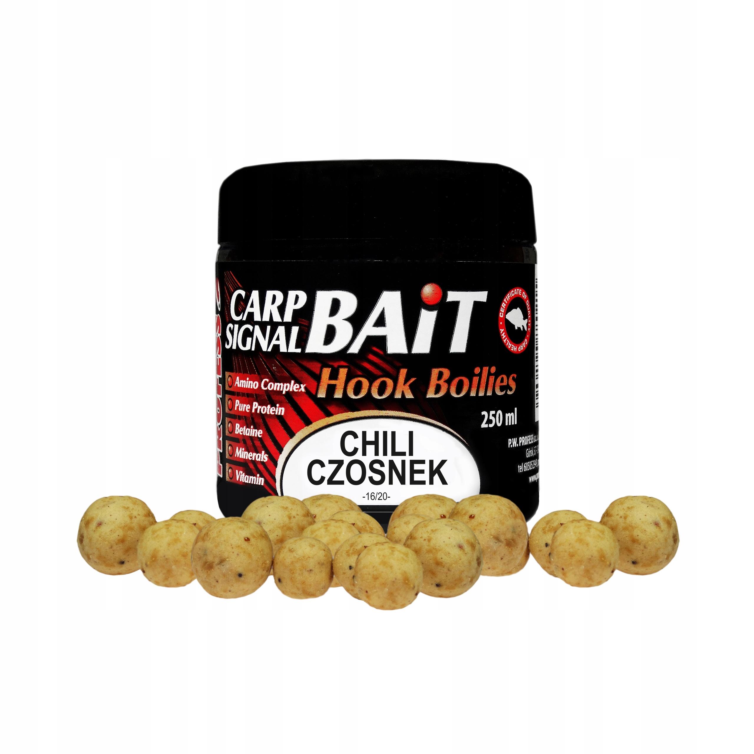 Profesné proteínové gule cesnak & chilli 250ml