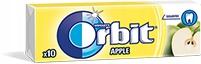 Купить ОРБИТ Жвачка APPLE-яблочная 30 шт на Otpravka - цены и фото - доставка из Польши и стран Европы в Украину.