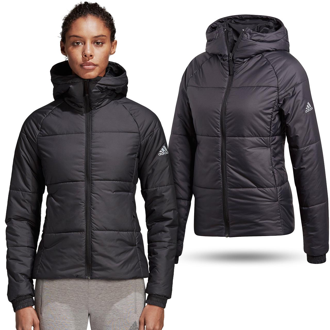 фото новой коллекции зимних курток адидас нежная, загадочная, женственная