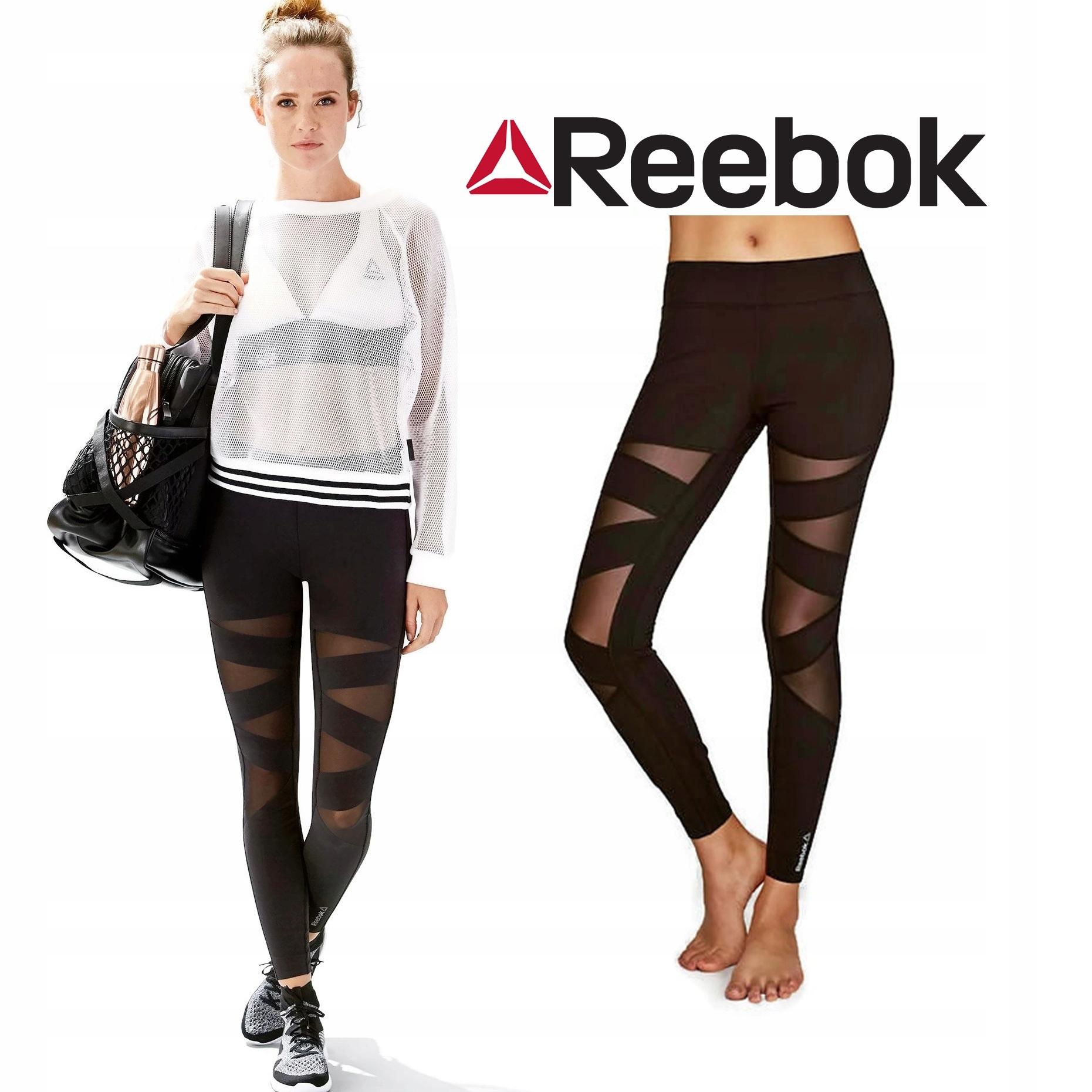 Sprzedam legginsy damskie Reebok! Nowe! Rozmiar XS(30 32
