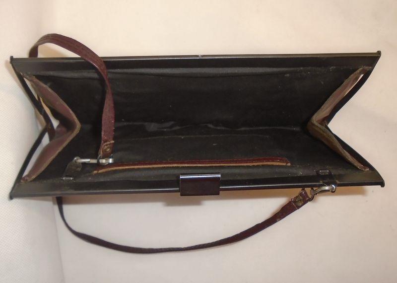 Купить Маленькая кожаная деловая сумка LEDER PRL [266T] на Otpravka - цены и фото - доставка из Польши и стран Европы в Украину.