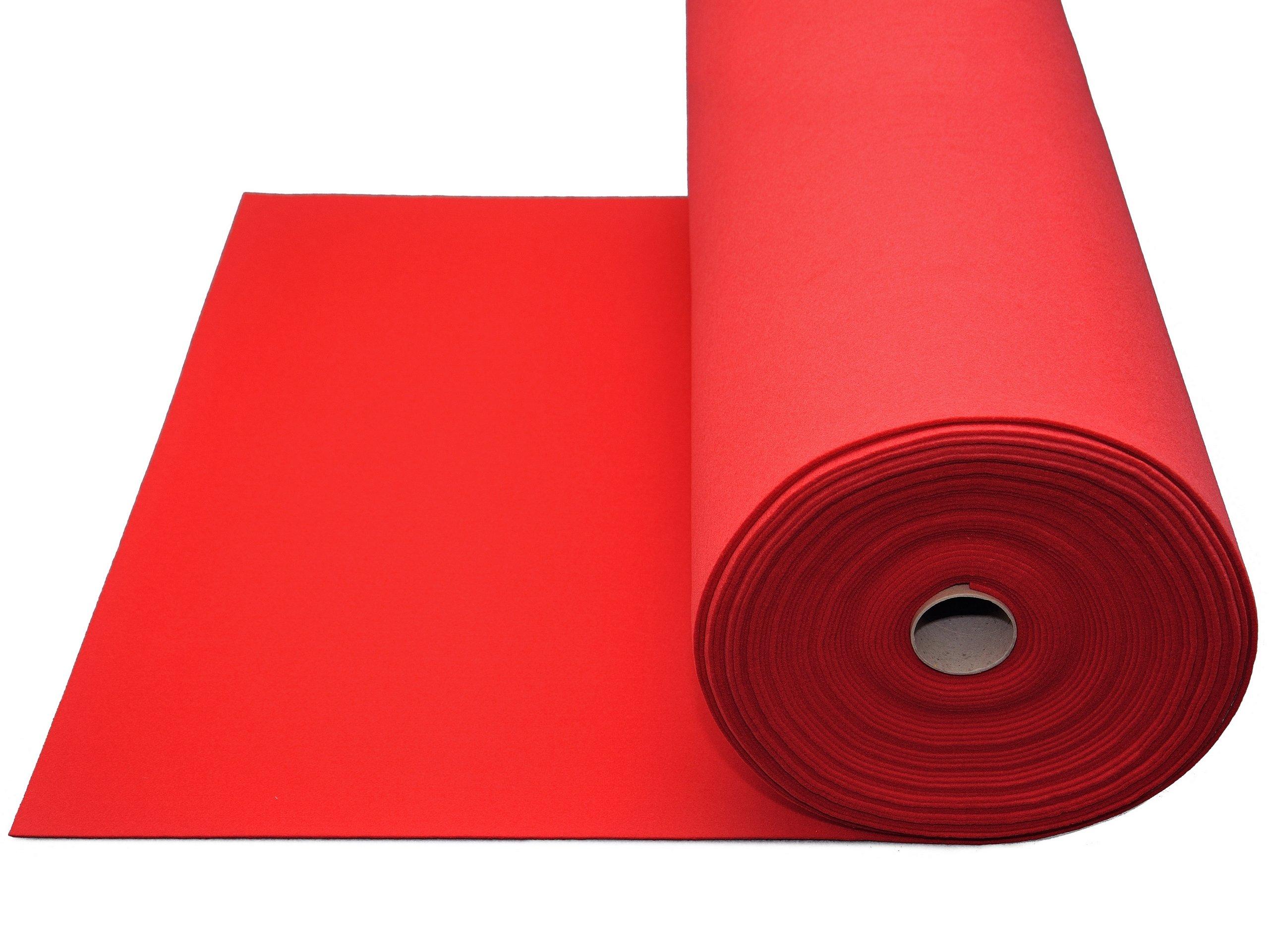 Item FELT RED PREMIUM 600 g/m2 SUPER QUALITY VARIUS