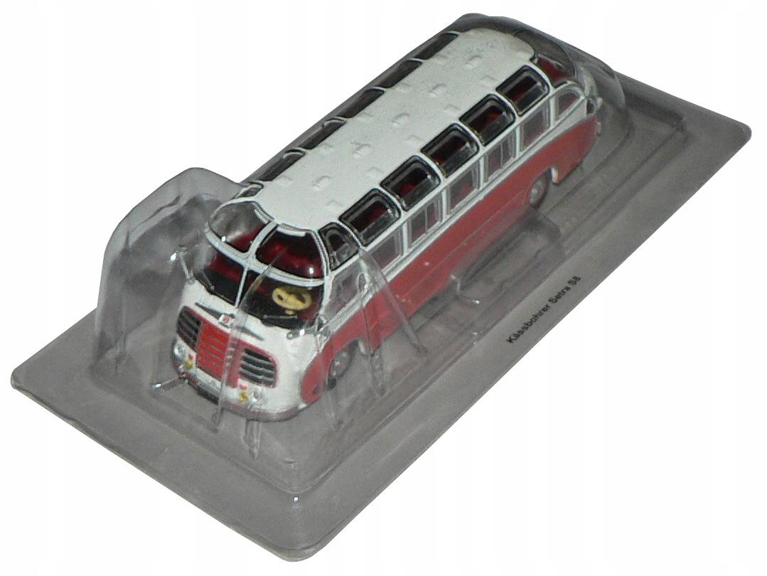 Kult autobusy PRL 12 - KASSBOHRER SETRA S8!