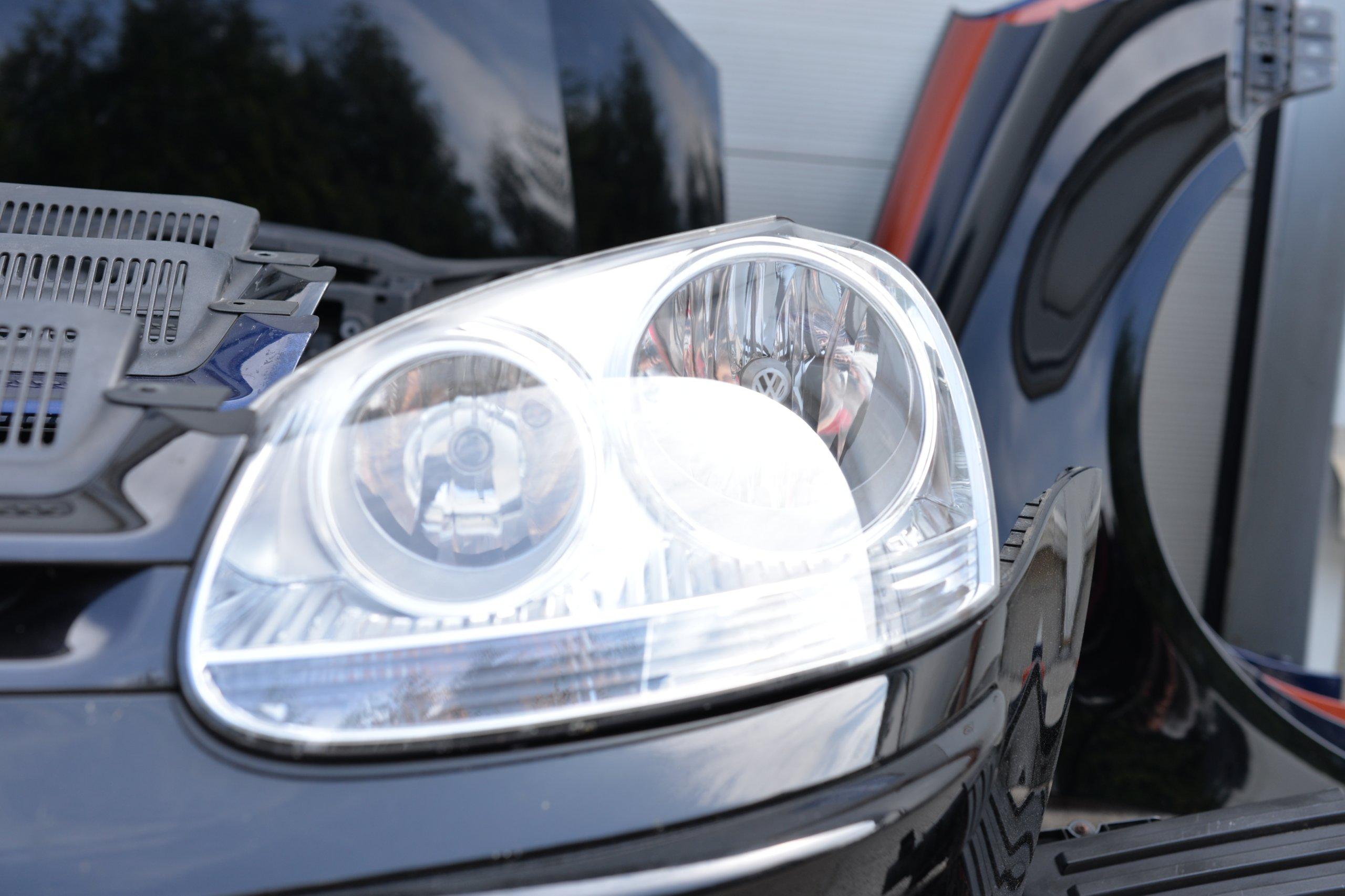 [КАПОТ ZDERZAK КРЫЛО PAS REFLEKTOR VW GOLF V 5 из Польши]изображение 9