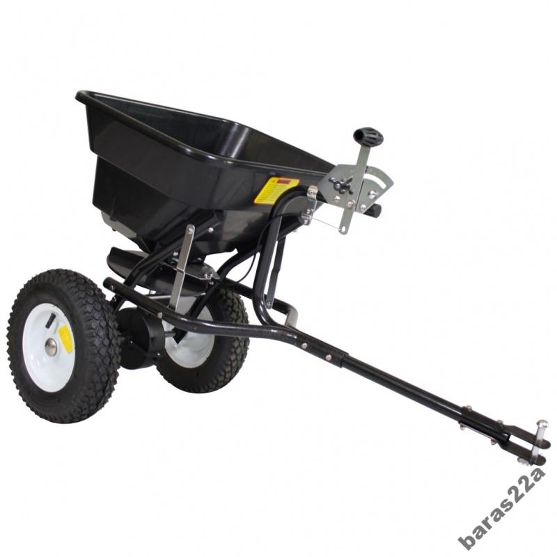 Rozmetadlo hnojiva/Seeder na traktorka 36l Troll - Baras