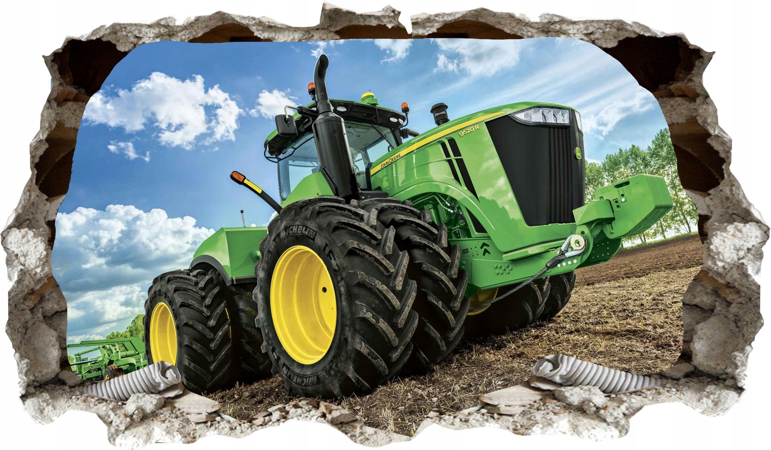 Naklejki Traktor Kombajn Maszyny Rolnicze 7509982116 Allegro Pl