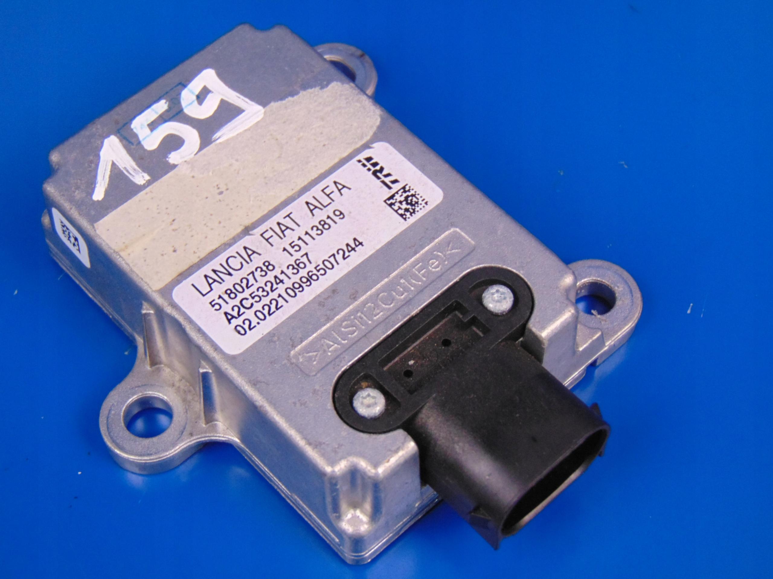 альфа romeo 159 брера модуль датчик esp 51802738