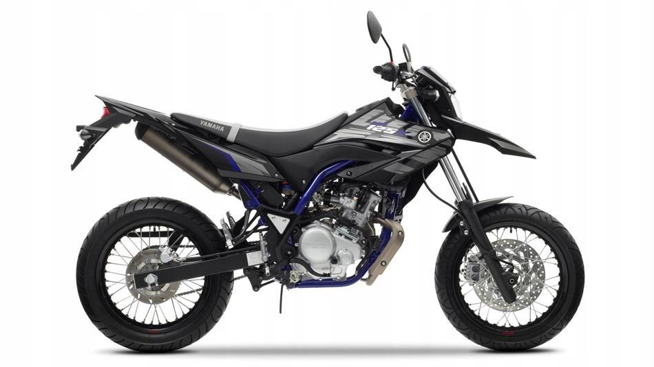 Yamaha Wr 125 X Okleina Naklejki Rozne Kolory Ostrow Wielkopolski Allegro Pl