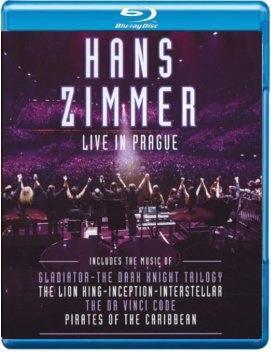 Item HANS ZIMMER LIVE IN PRAGUE BLU-RAY blu-max