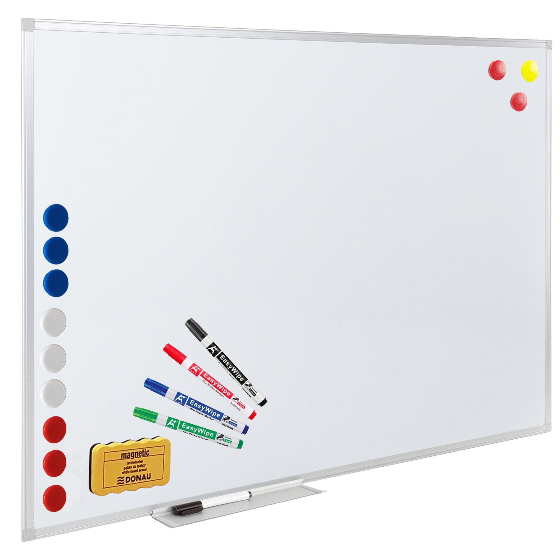 Item WHITE magnetic BOARD with backlight 100x80 cm