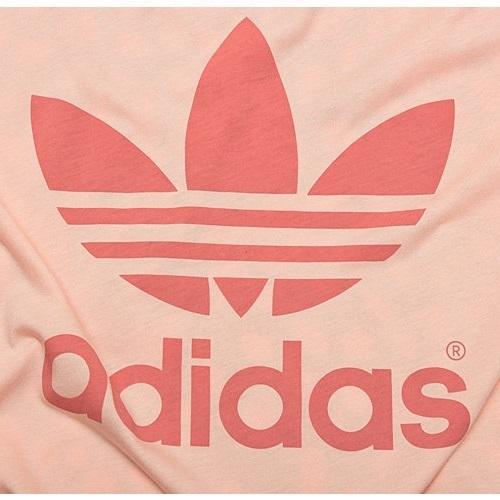 Adidas koszulka Caribbean All Over pudrowy róż XS