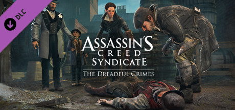 Assassin's Creed Syndicate Dreadful Crimes UPLAY