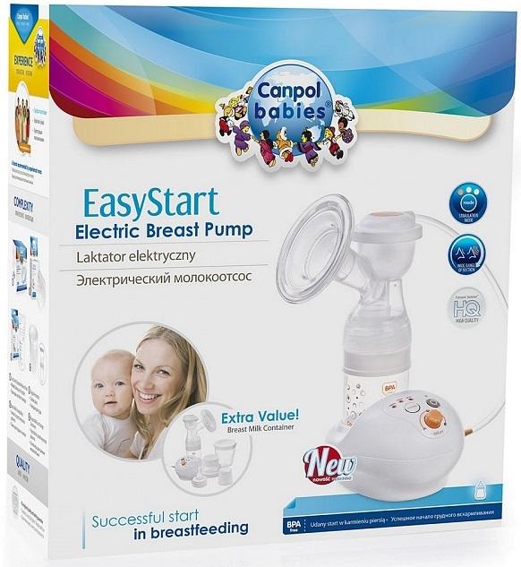 CANPOL Elektrické Easy Start + príslušenstvo