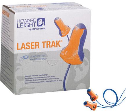 Detekovateľné LEPT LASER TRAK 100P Detekčné zátky.