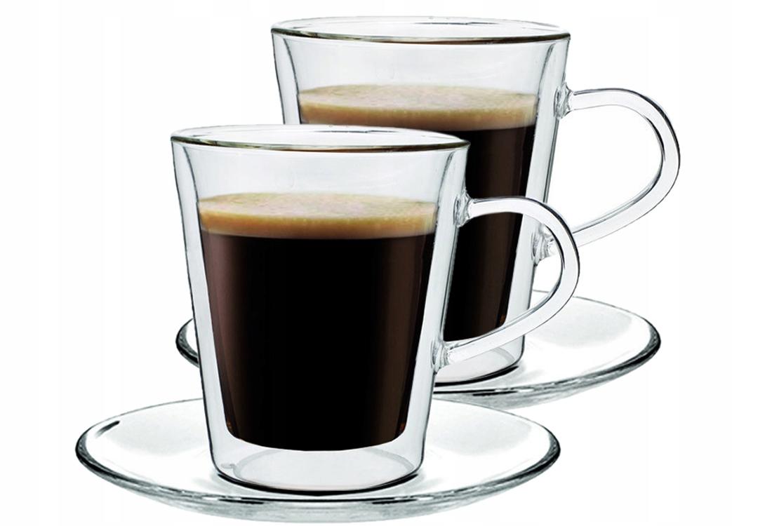 CUPS Thermal Espresso Tea 2 ks