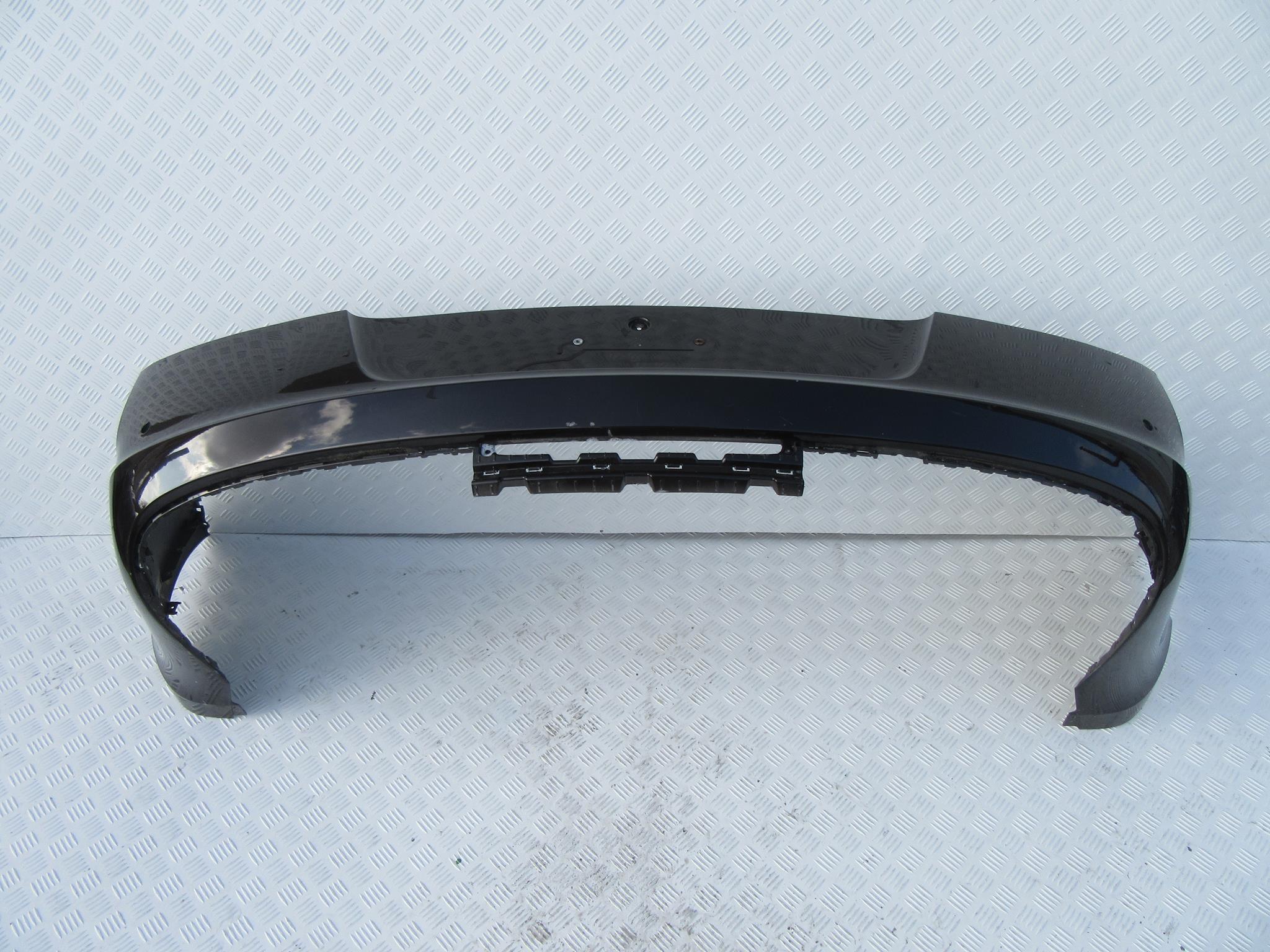 bentley continental gt gtc купе бампер сзади задняя панель