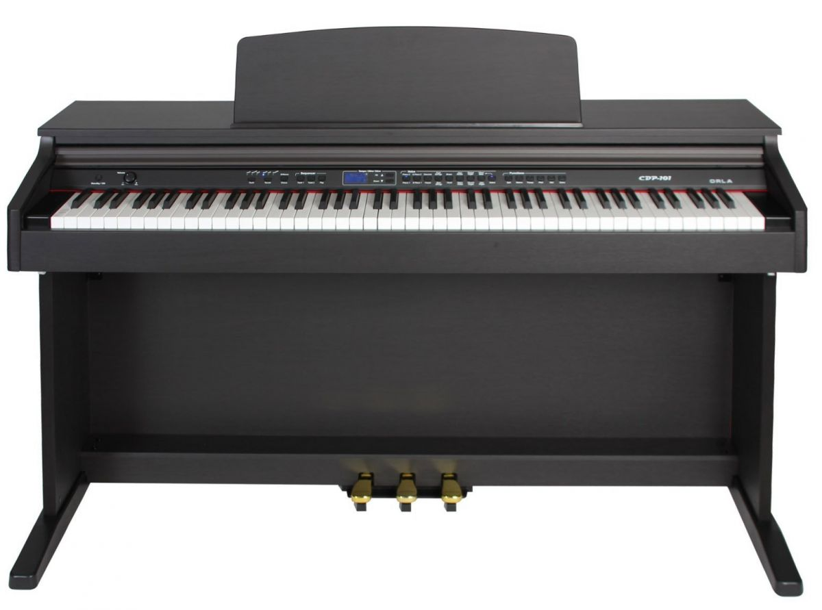 Item ORLA CDP 101 R DIGITAL PIANO ELECTRONIC