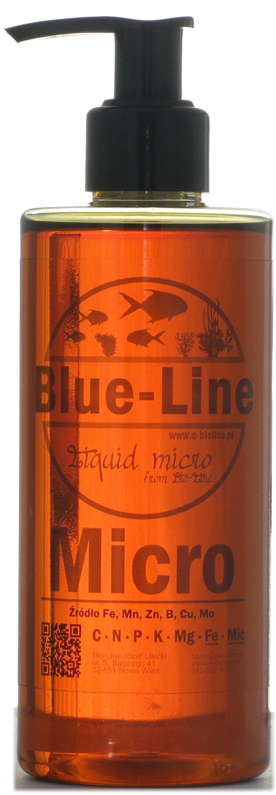 Blue-Line Micro удобрение для аквариум Микро ! 500 мл !