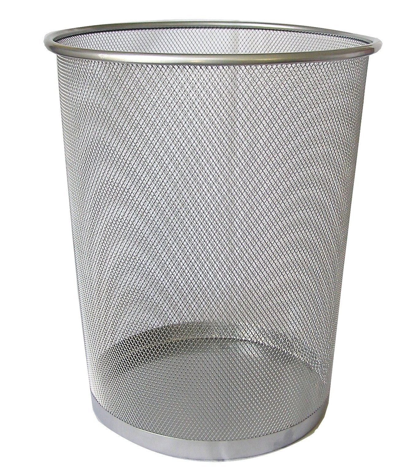 Item BIN OFFICE LARGE ROUND OPENWORK 22L