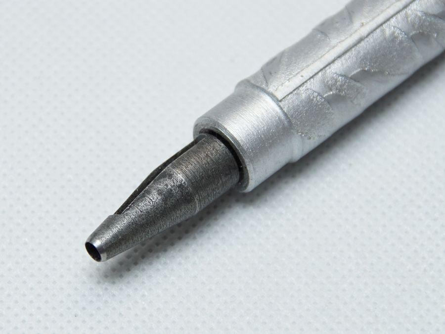 Dierovač, ručné koliesko s rukoväťou - 4,5 mm